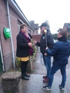 Nieuwe AED in Maarssen-Dorp