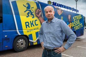 Clubarts RKC gered door zijn eigen aed-koffertje