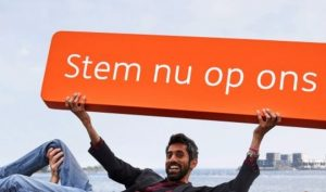 Help Nederland Vooruit! Stem op ons!